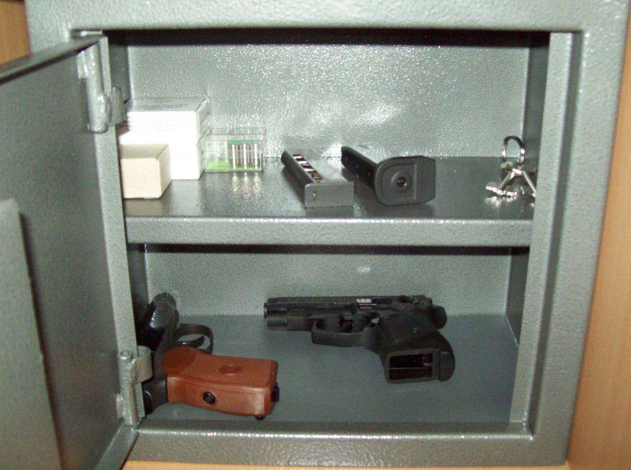 Оружейная комната в домашних условиях фото