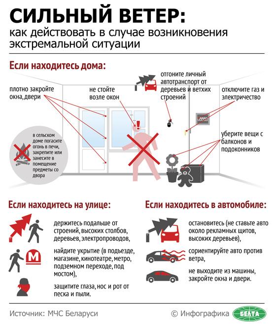 Инфографика-ветер