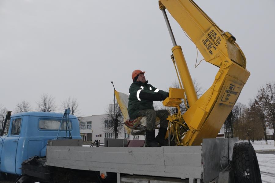 Ёлачка на плошчы-2
