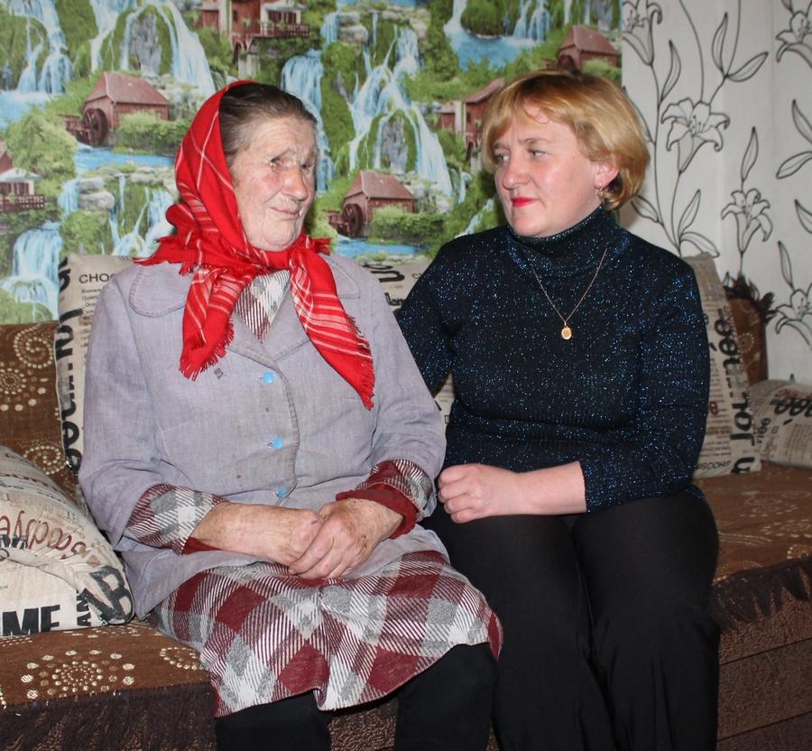 Бабка и РЦСОН